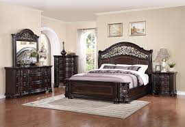 6 X 6 Bed Designs Allison 6 Piece Bedroom Set By Mcferran Home Furnishings