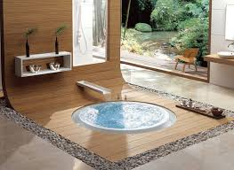 The Kos Freestanding 180 Outdoor Bathtub - cool bathtubs
