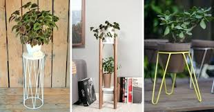 medium size of metal outdoor plant stands timber stand wooden uk these modern put your favorite