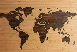 100+ World Map Pictures