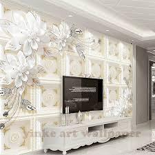Online Shop Photo Wallpaper High Quality 3d Stereoscopic Diamond