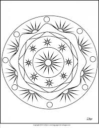 Small Picture 92 best mandalas images on Pinterest Coloring books Coloring