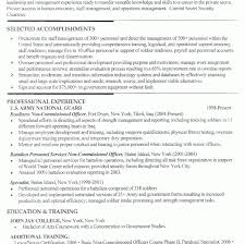 Air Force Resume Example Air Force Resume Template Air Force
