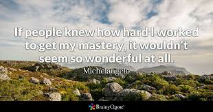Michelangelo Quotes Custom Michelangelo Quotes BrainyQuote