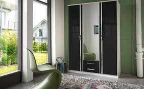Full Size of Wardrobe:high Gloss Wardrobes Attractive Cheap High Gloss Wardrobe  Doors Pretty High ...