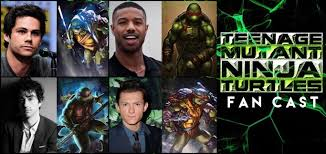 Teenage Mutant Ninja Turtles fan cast ...