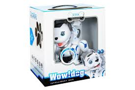 <b>Радиоуправляемая интерактивная собака</b> Wow!<b>Dog Le</b> Neng ...