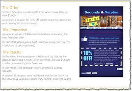 ROI   Digital Marketing Case Study Chair    case study benefits