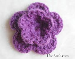 Small Crochet Flower Pattern Awesome Inspiration Design