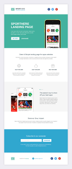 SportHere Template — download free html by PixelBuddha
