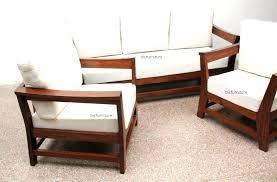 furniture sofa set designs. Wood Sofa Furniture Set Design Wooden Teak Designs Ideas About