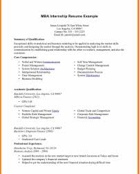 Intern Resume Samples Sample Objective For Accounting Internship