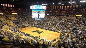 Crisler Center Section 219 Home Of Michigan Wolverines