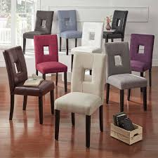 Mendoza Keyhole Back Dining Chairs Set of 2 by iNSPIRE Q Bold 0d5ecdb5 1c04 4272 829c 33aa85a00d7c 600