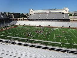 Alumni Arena Buffalo Seating Chart Alumni Stadium Boston College View From Upper Level Ss