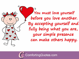 Love Yourself First Quotes Beauteous Quote On Loving Yourself First From Mignon McLaughlin