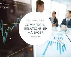 New Hot Job Senior Commercial Relationship Manager