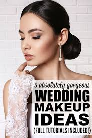 whether you re looking for wedding makeup tutorials for brown eyes blue eyes or green eyes for blondes or for brunettes for summer fall winte