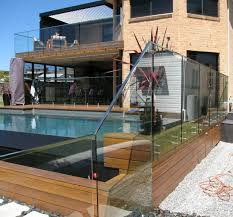 ozone sails rails use quality stainless fixtures fittings on all of our glass panel pool fencing projects and we use 12mm toughened glass