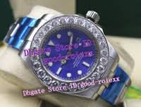 mens diamond brand watches uk uk delivery on mens diamond cheap top luxury brand mens automatic date watch men blue dial big diamond bezel luminous sea