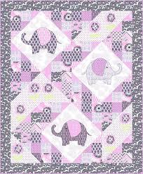 Applique Baby Quilts Modern Quilt Toddler Bedding Elephant ... & Free Applique Baby Quilt Patterns To Download Baby Quilt Patterns Free  Printable Free Pattern Elephant Pop Adamdwight.com