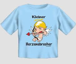 Kleiner Herzensbrecher Baby T Shirt Lustige T Shirts Sprüche