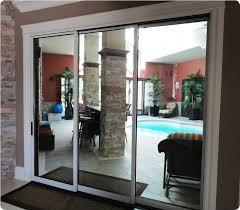 image of sliding glass doors for bathtubs