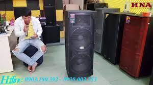Loa Khủng 1500W - Test Karaoke Loa Bass Đôi BEST 8900 - YouTube