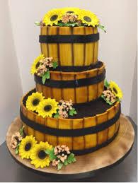 7 Wedding Cake Styles For 2018 Calandras Bakery