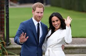 Meghan Markle shows off her stunning engagement ring   Page Six