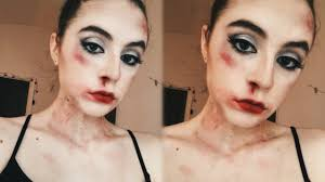 chatty dead ballerina makeup tutorial lara zoe