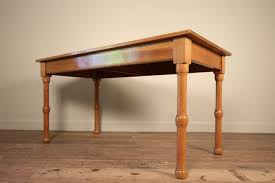 arts and crafts dining table. Beautiful Arts Crafts Refectory Dining Table And S