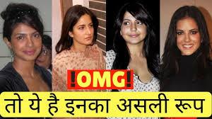 top 10 famous bollywood actress without makeup 2017