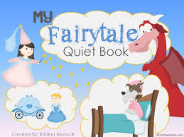 very excited to present the 3rd printable quiet book this one was very fun for me to create as it is fairytale version what kid wouldn t love that