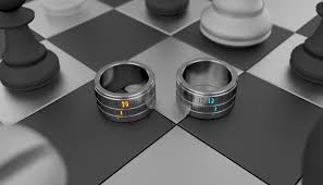 Futuristic Clock This Amazing Watch Embedded In A Ring Might Be The Coolest Thing