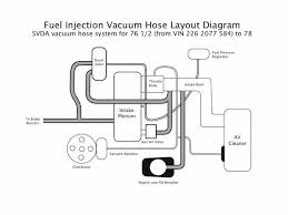 fuel injection vacuum hoses references simple vacuum hose schematic