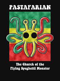 Image result for Flying spaghetti monster day