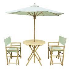 Patio Dining Set Umbrella