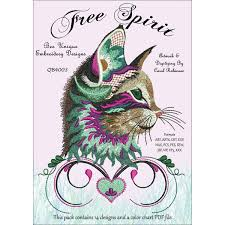 Free Embroidery Designs Jef Format Free Spirit Embroidery Designs