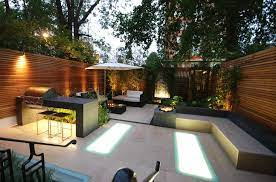 design the perfect outdoor bbq area