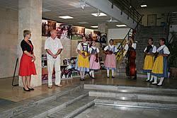Výstava Folklórní velmoc v srdci Evropy