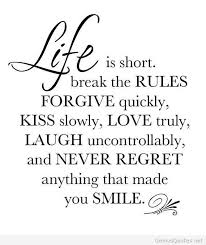 Famous Short Life Quotes Best Nice Short Life