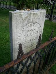 poetry analysis on because i could not stop for death by emily english grave of emily dickinson in amherst massachusetts