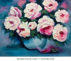 1000+ <b>Oil Painting Flowers</b> Stock Images, Photos & Vectors ...
