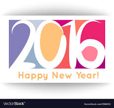happy new year banner 2016. Contemporary 2016 Happy New Year 2016 Banner Vector Image With Banner P
