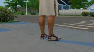 And i'm very happy to say that you should be prepared to have me around here with awesome creations from now on. Mod The Sims Nike Air Jordan Sneakers 3 Colors