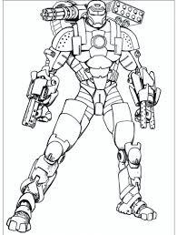 Una Raccolta Di Popolare Immagini Iron Man Da Colorare Disegni Da