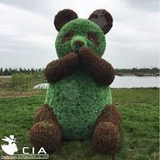 animal garden.  Animal Outdoor Landscaping Bear Statue Artificial Animal Garden Topiary Sculpture   Buy TopiaryAnimal SculptureArtificial  To Alibaba