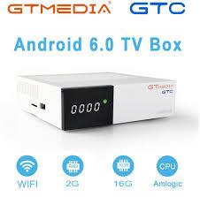 <b>GTmedia GTC</b> Satellite Receiver <b>DVB</b> S2 <b>DVB C DVB T2</b> ISDB T ...