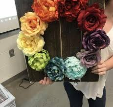 Teaching Floral Design Great Idea On Combining Floral And The Color Wheel Elk City